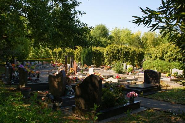 Cimeti re intercommunal seapfa for Amenagement jardin 250m2
